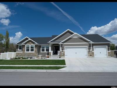 Lehi Single Family Home For Sale: 2266 W Bingham Farms Ln