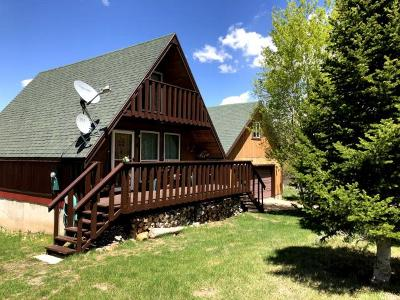 Wasatch County Single Family Home For Sale: 9173 E Soldier Creek Lane S #26B
