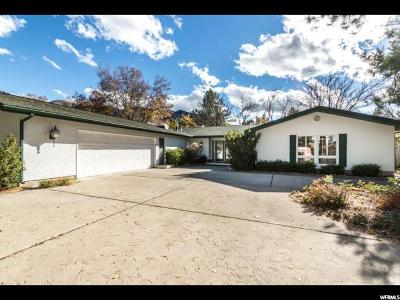 Logan Single Family Home For Sale: 1622 E 1080 N