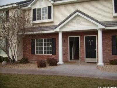 St. George Townhouse For Sale: 1735 W 540 N #2603