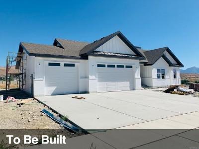 Eagle Mountain Single Family Home For Sale: 2993 E Lake Vista Dr