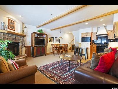 Park City Condo For Sale: 690 Deer Valley Dr #11