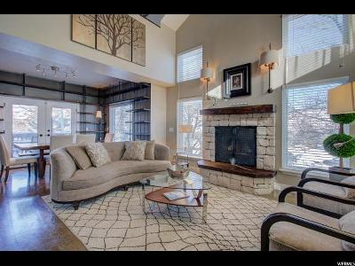 Park City Single Family Home For Sale: 8003 Mustang Loop Rd