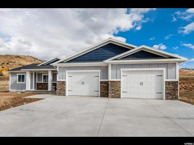 Single Family Home For Sale: 66 S 1200 E
