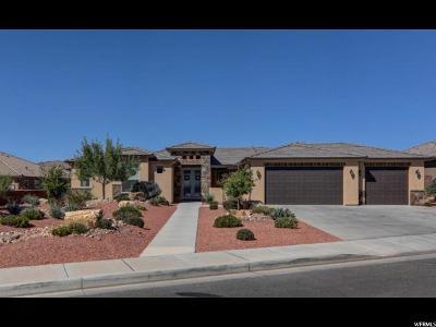 St. George Single Family Home For Sale: 2667 E Auburn Dr N