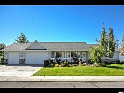 Wasatch County Single Family Home For Sale: 1071 W Countryside Cir S