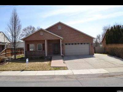 Sandy Single Family Home For Sale: 448 E 8800 S