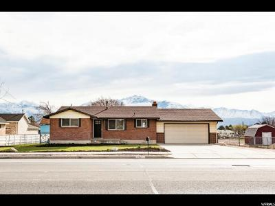 Riverton Single Family Home Backup: 12215 S 2700 W