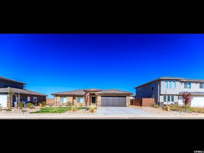St. George Single Family Home For Sale: 5902 Sirius Way