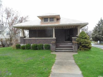 Smithfield Single Family Home For Sale: 355 N Main