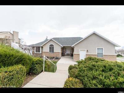 Pleasant Grove Single Family Home For Sale: 595 N Dalton Dr E