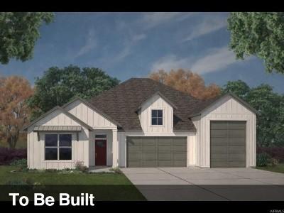 South Weber Single Family Home For Sale: 6767 S 700 E #102