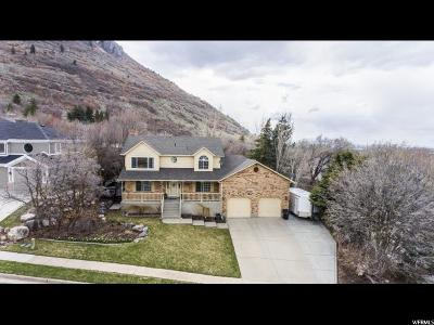 North Ogden Single Family Home Under Contract: 1475 E 2525 N