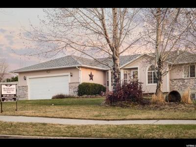 Smithfield Single Family Home Under Contract: 720 E 560 S