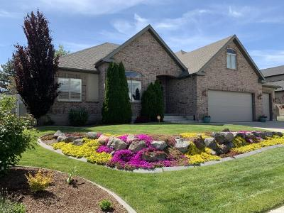 Riverton Single Family Home For Sale: 11832 S Swensen Farm Dr W