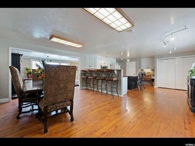 Sandy Single Family Home For Sale: 8639 S Snowville Dr