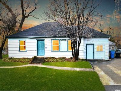 Logan Multi Family Home For Sale: 609 N 600 E