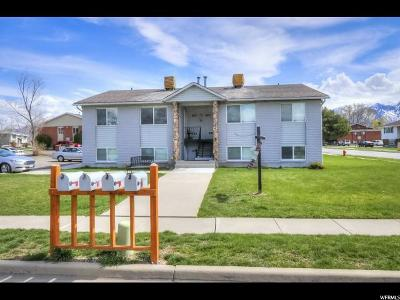Midvale Multi Family Home Under Contract: 210 W 8480 S