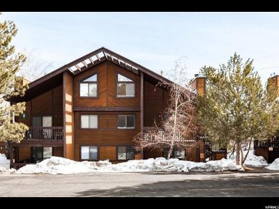 Park City Condo For Sale: 2025 Canyons Resort Dr #T-3