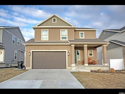 Wasatch County Single Family Home For Sale: 1096 S Meadow Walk Dr W