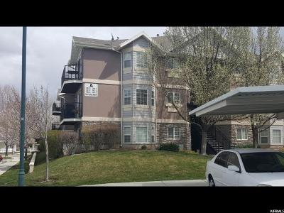 Bluffdale Condo Under Contract: 14029 S Sonora Way W