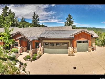Park City Single Family Home For Sale: 7148 Canyon Dr