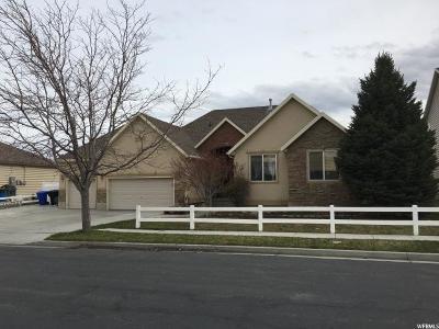 West Jordan Single Family Home For Sale: 5507 Philadelphian Ct
