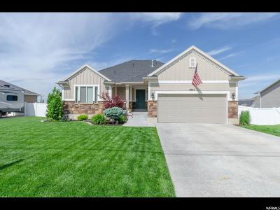 Roy Single Family Home Under Contract: 5687 S 3100 W