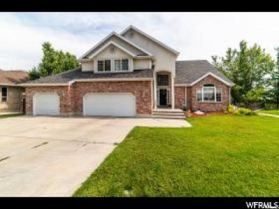 Orem Single Family Home Under Contract: 548 E 1640 N
