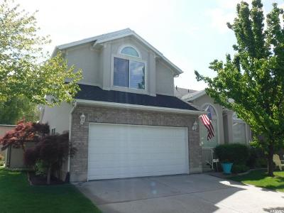 Holladay Condo For Sale: 5659 S Highland Park Ct