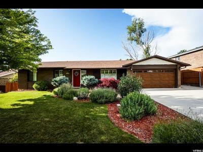 Sandy Single Family Home For Sale: 1955 E Falcon Hill Cir S
