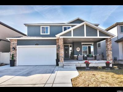 Heber City Single Family Home Under Contract: 459 Meadow Walk Dr W #234