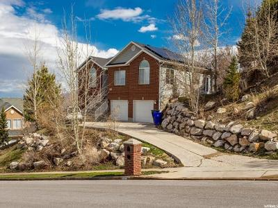 Bountiful Single Family Home Under Contract: 1573 E Maple Hills Dr S