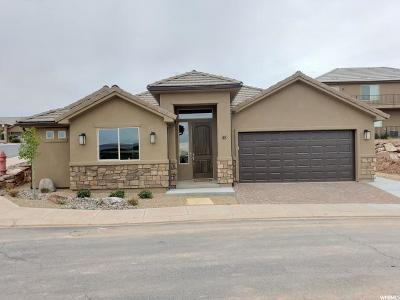 St. George Single Family Home For Sale: 2661 S Tonaquint Dr #48