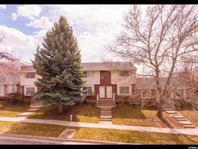 Weber County Townhouse For Sale: 1419 E Darling St St S #4