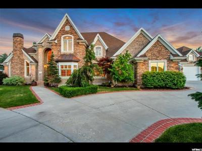 Draper Single Family Home For Sale: 1592 E Red Tree Ct