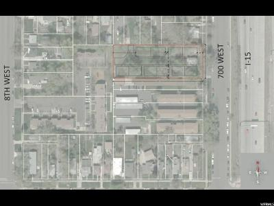 Salt Lake City Residential Lots & Land Under Contract: 347 N 700 W