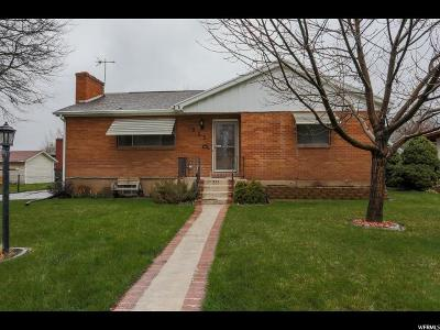 Bountiful Single Family Home For Sale: 223 E 100 N