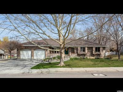 Lindon Single Family Home For Sale: 378 W 700 N