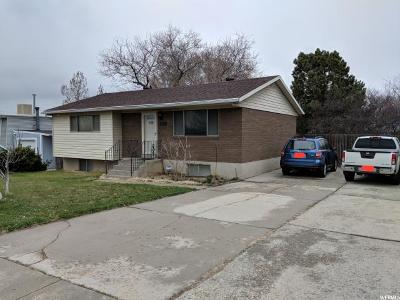 Sandy Single Family Home For Sale: 1053 E 10600 S