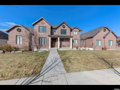 Layton Single Family Home For Sale: 453 N Stein Way