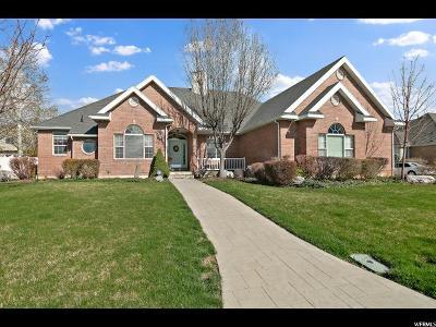 Spanish Fork Single Family Home For Sale: 1191 S 1180 E