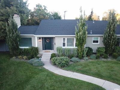 Holladay Single Family Home For Sale: 1785 E Grover Ln
