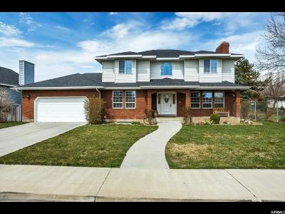 Orem Single Family Home For Sale: 494 W 120 N