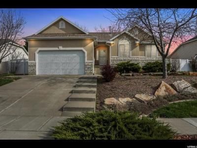 Layton Single Family Home For Sale: 227 E 1500 N