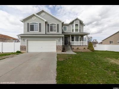 Grantsville UT Single Family Home For Sale: $315,000