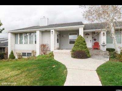American Fork UT Townhouse For Sale: $282,000