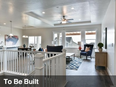 Santaquin Single Family Home Under Contract: 1011 S Red Ledges Rd #94