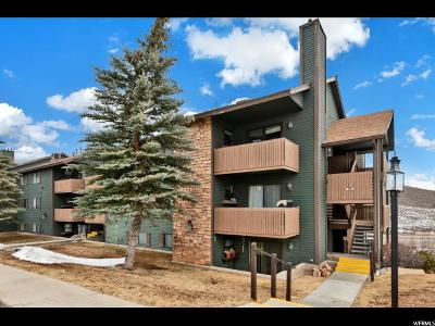 Park City Condo For Sale: 7035 N 2200 W #3N