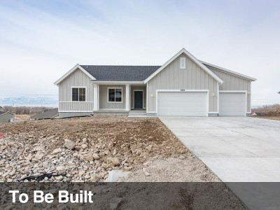 Santaquin Single Family Home Under Contract: 1025 S Redledges Rd #93